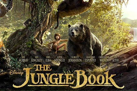 The new 'Jungle Book' poster is all kinds of majestic