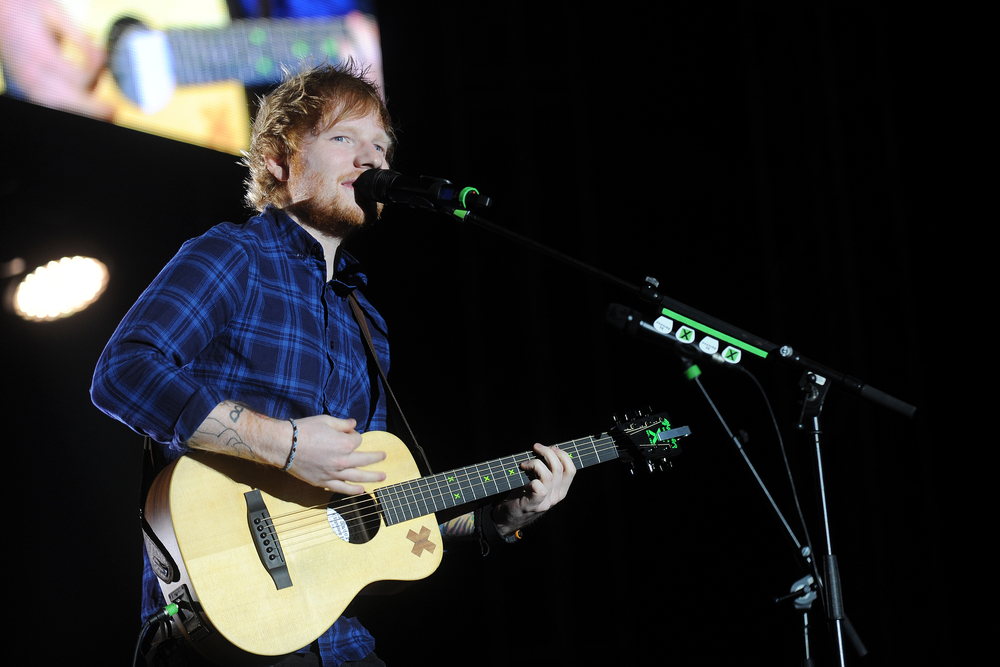 The offhand comment that got Ed Sheeran in trouble with Adele