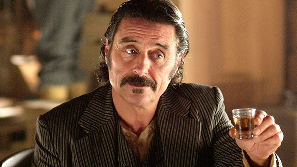 Get excited, there's going to be a 'Deadwood' movie