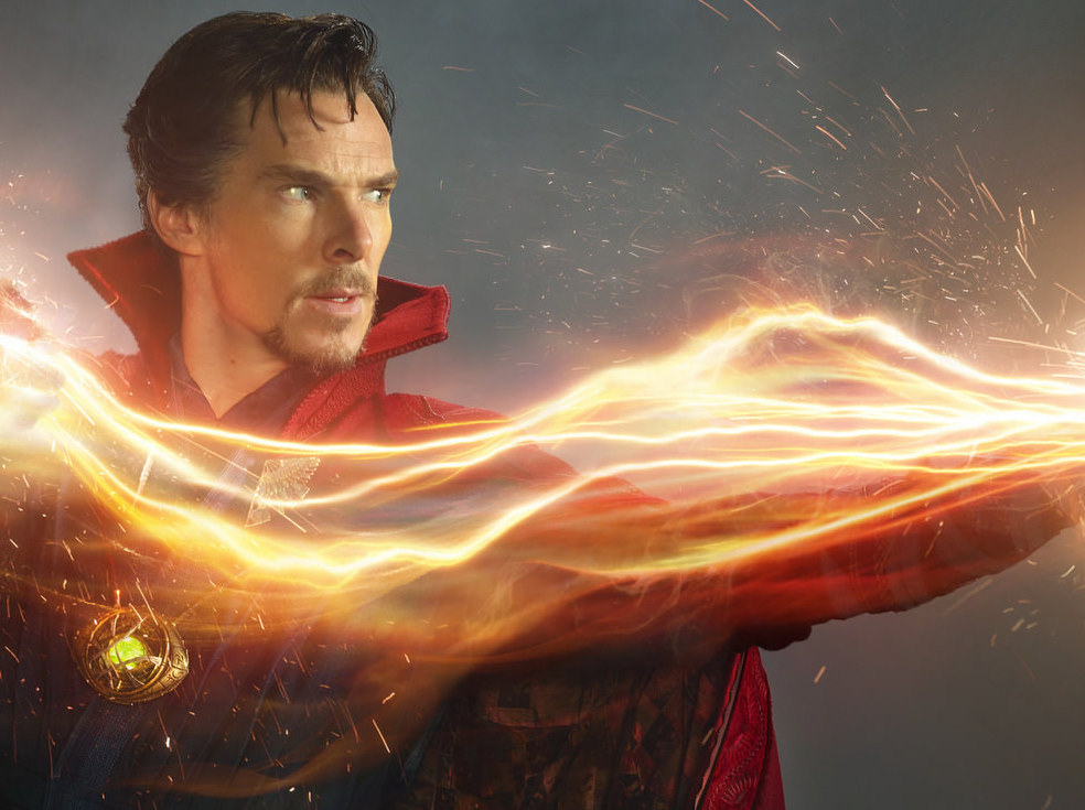 Drooling over this stunning 'Doctor Strange' concept art