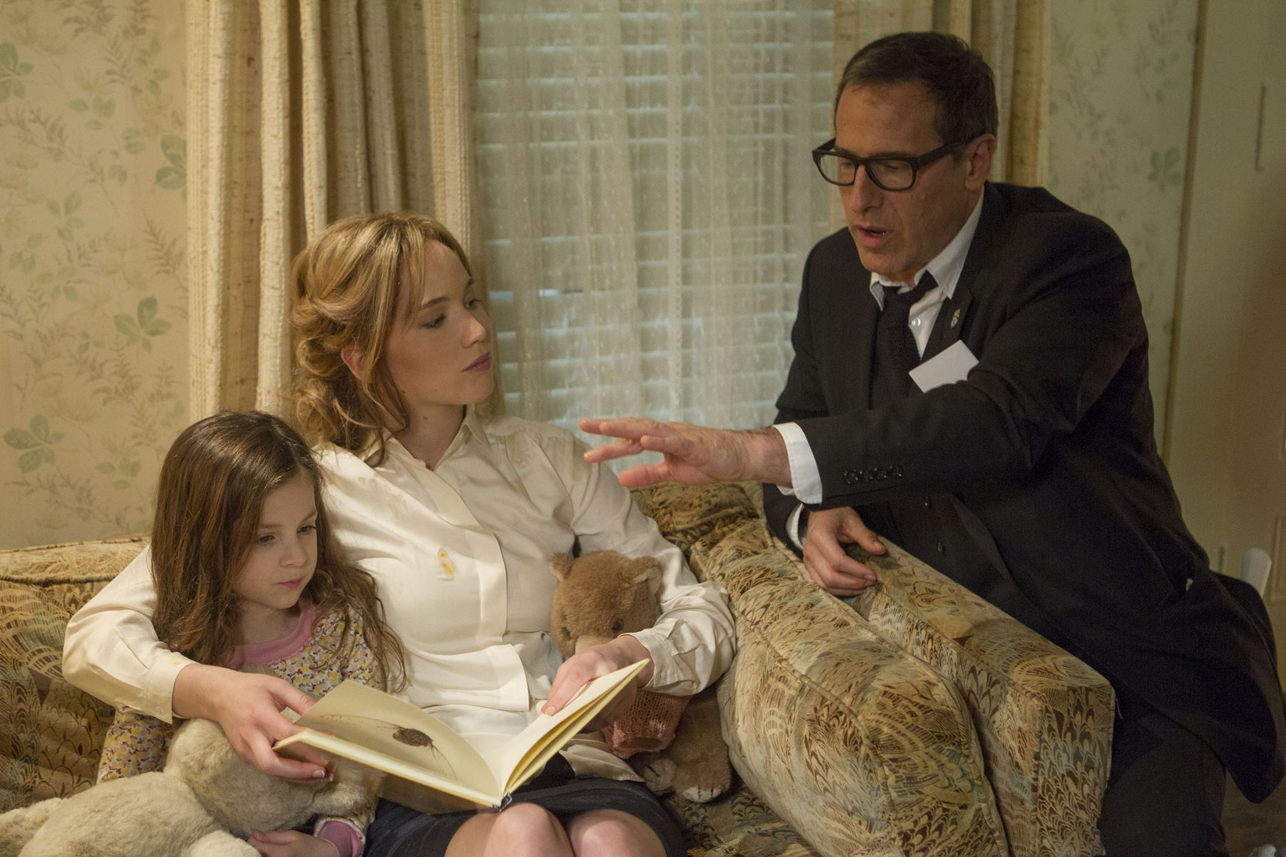David O. Russell made 'Joy' as a tribute to Jennifer Lawrence