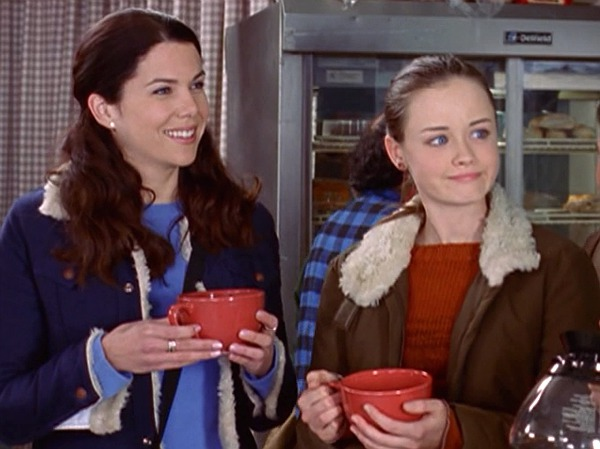 It's healthy to drink a Gilmore Girl-quantity of coffee, according to these new guidelines