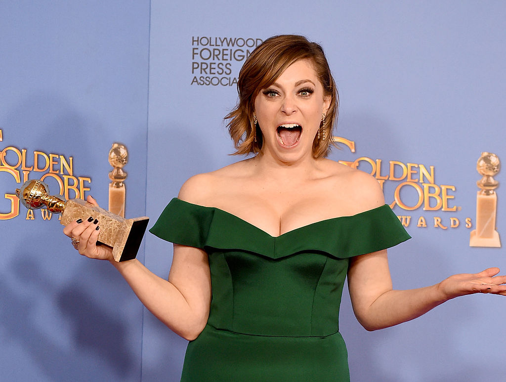Rejoice: Rachel Bloom just won a Golden Globe