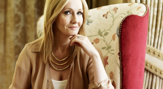 Proof that you really shouldn't ask J.K. Rowling to change something in her books