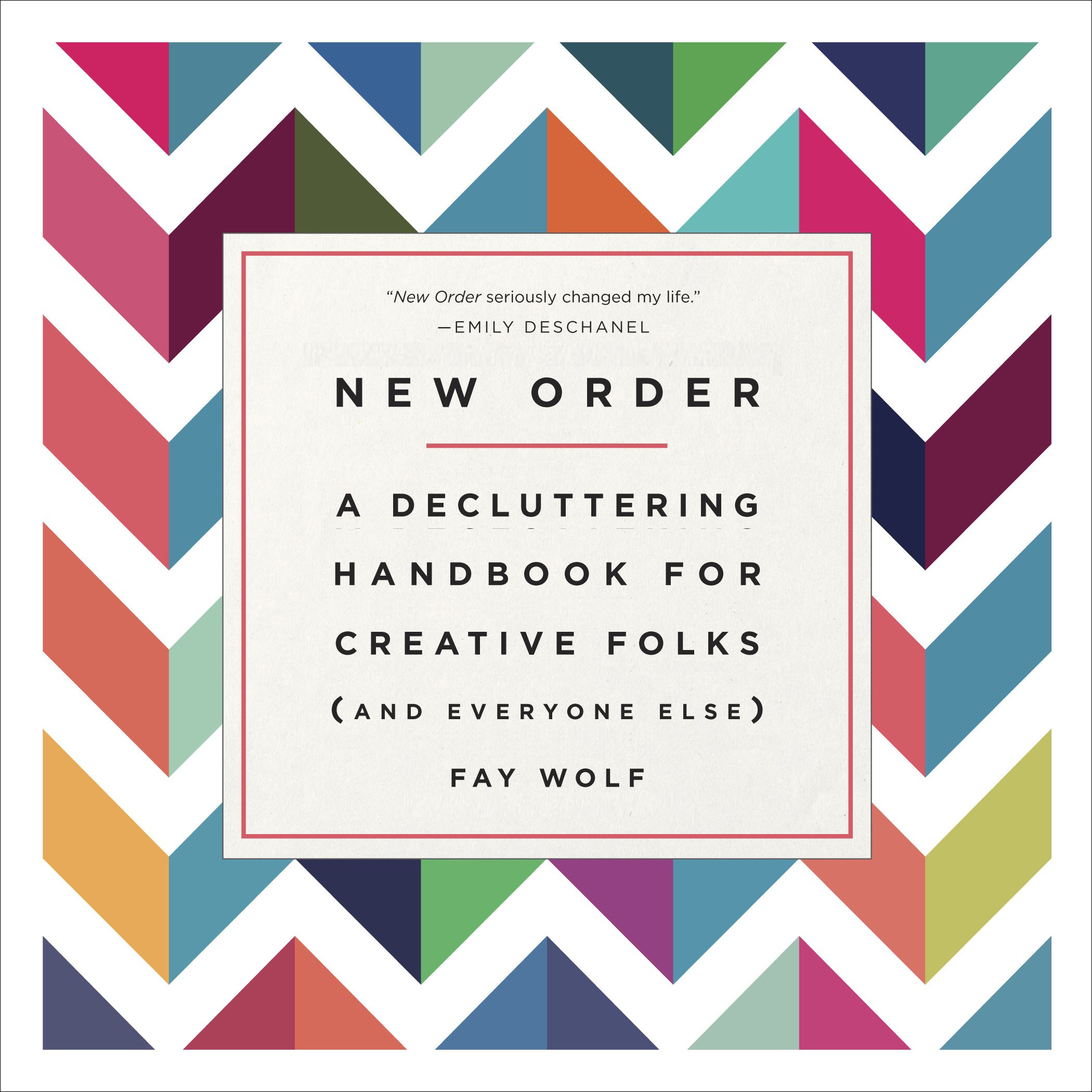 """New Order"" is the de-cluttering book you need in the new year"