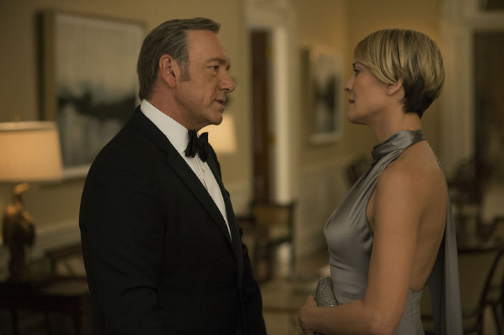 The season four 'House of Cards' trailer catches us up on every unpleasant moment