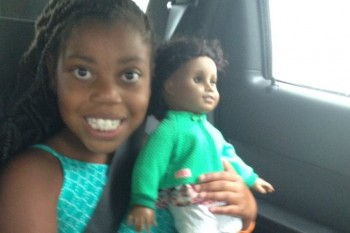 A brave 10-year-old open heart surgery survivor is petitioning for American Girl dolls with chest scars