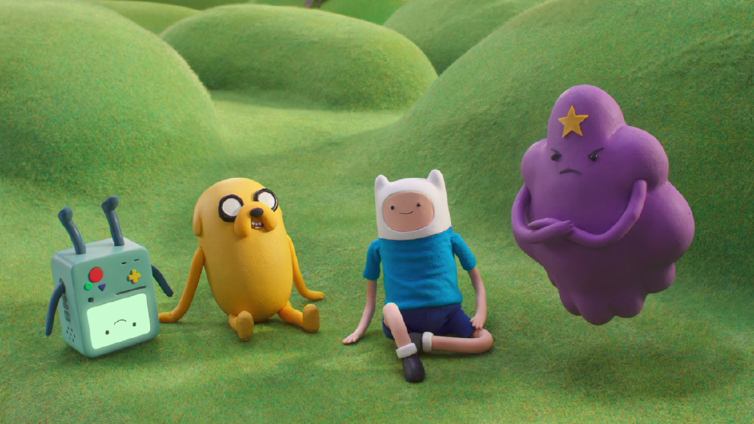 Meet the woman behind Adventure Time's first stop motion episode