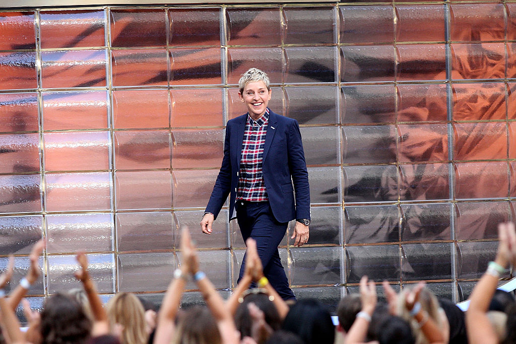 Ellen Degeneres' message about America will give you hope