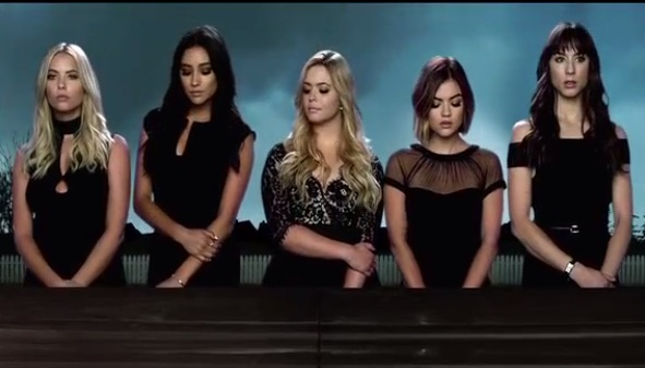 22 questions we had during the 'Pretty Little Liars' premiere