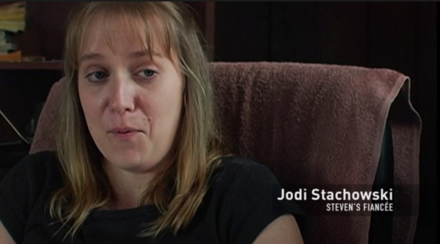Steven Avery's ex, Jodi, just said she thinks he's actually guilty
