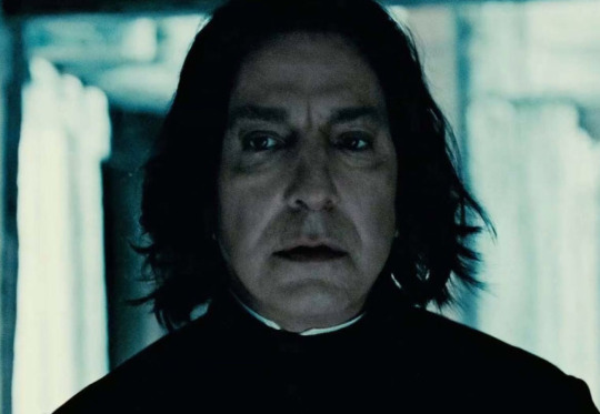 All the greatest lessons I learned from Severus Snape