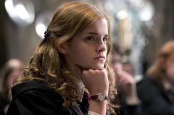 Emma Watson just said something crazy relatable about her time working on 'Harry Potter'