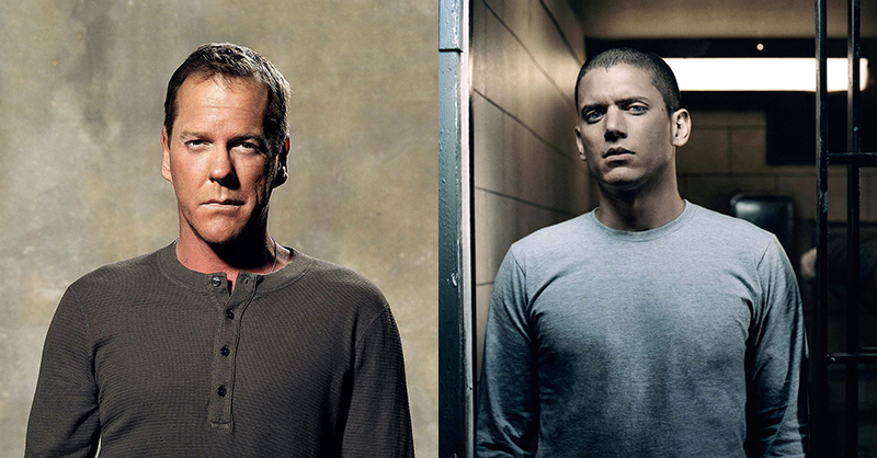 """Fox is resurrecting early '00s favorites """"24"""" and """"Prison Break"""""""