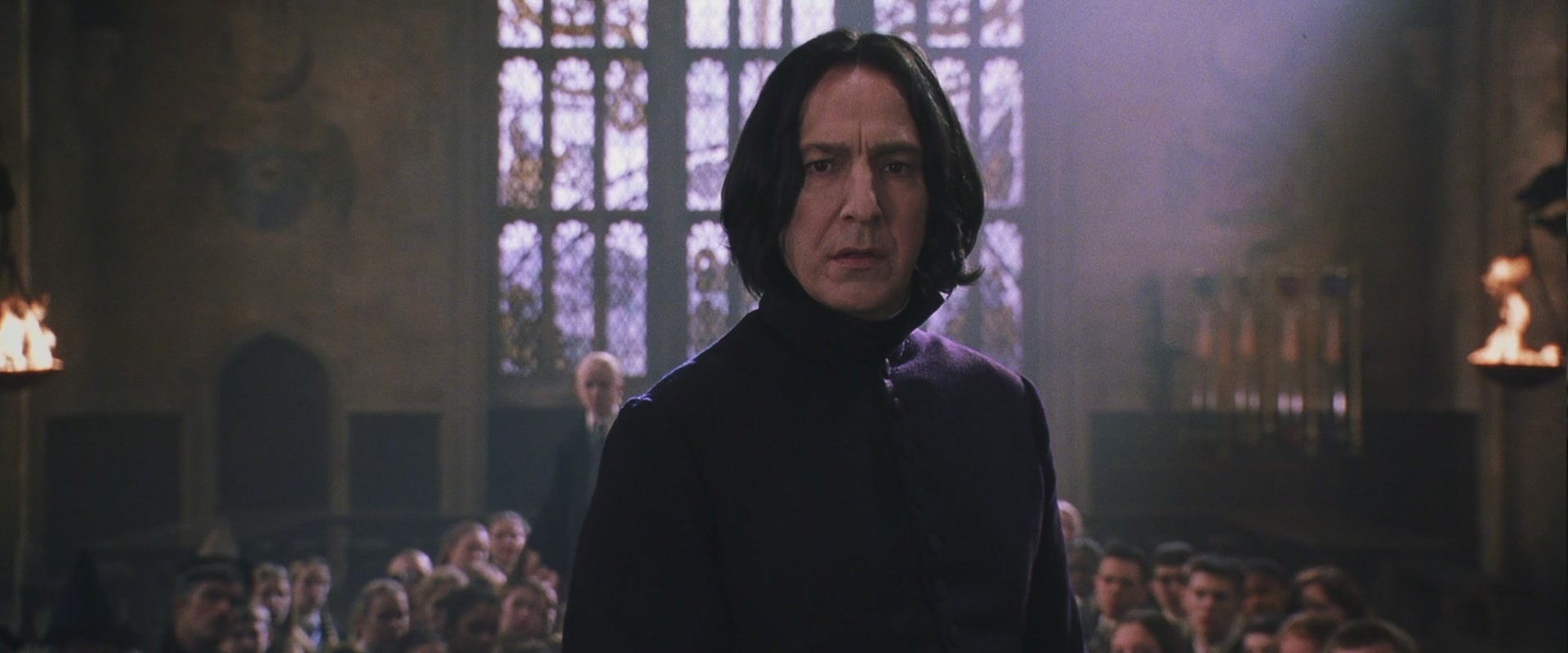 Here are Professor Snape's best moments in chronological order —prepare to sob