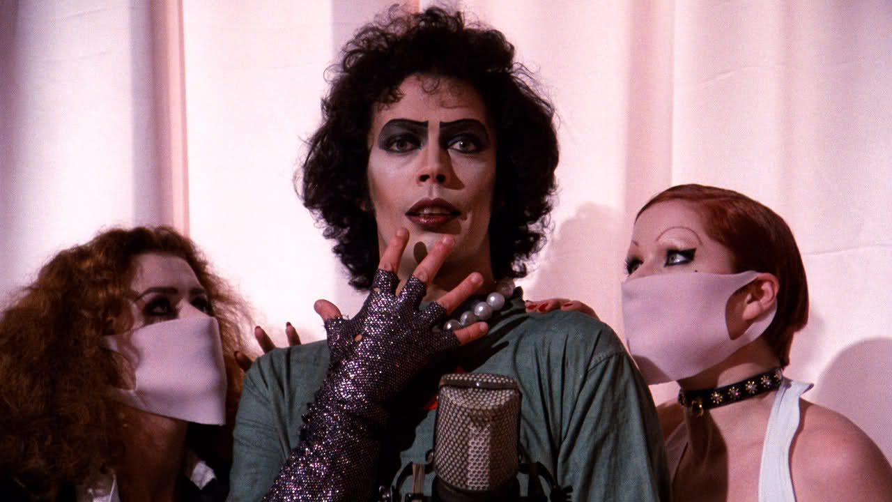 "Tim Curry will return in the ""Rocky Horror"" remake so obviously we can't stop screaming"