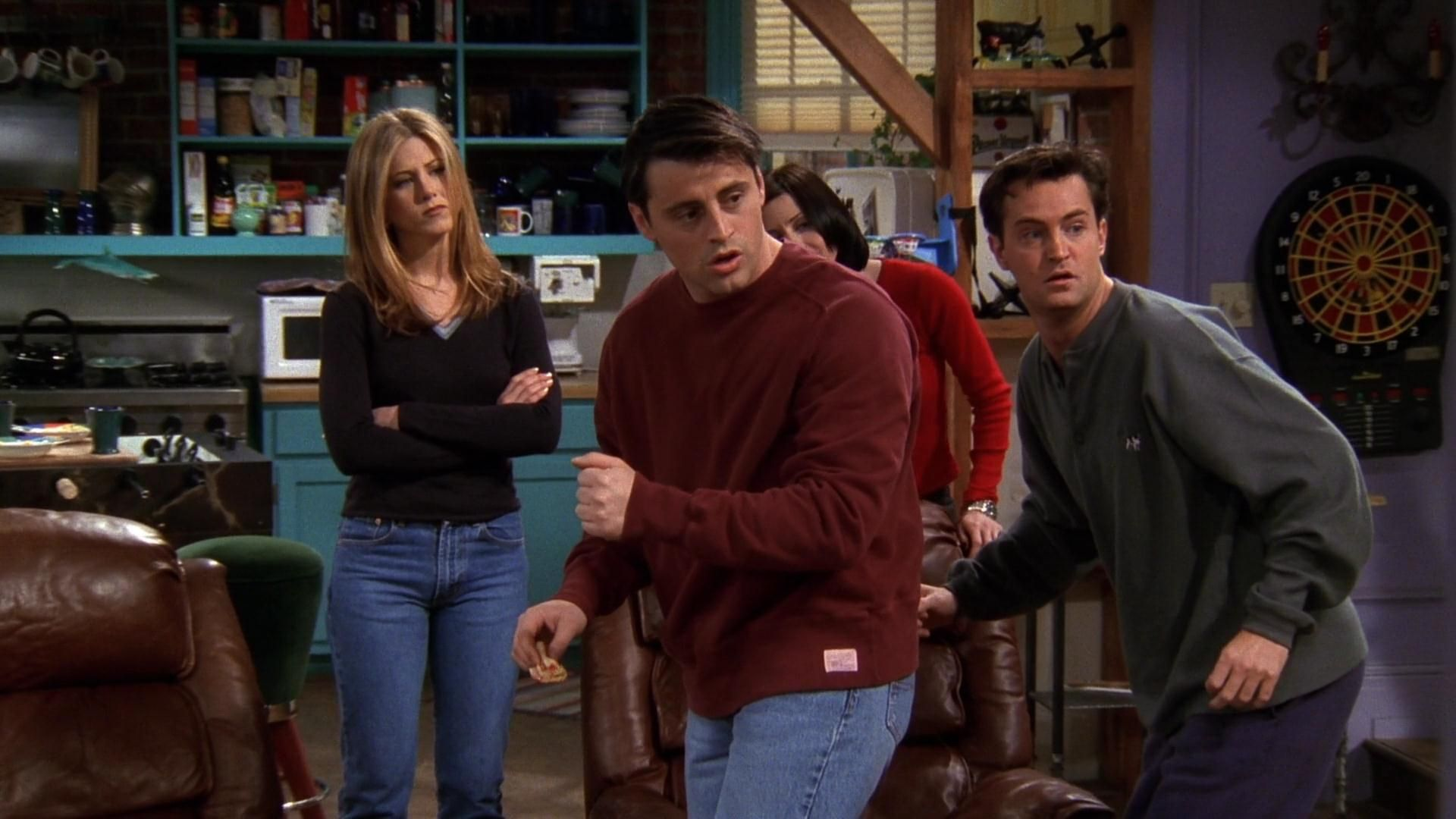 "You won't be seeing this friend in the ""Friends"" reunion *cries forever*"