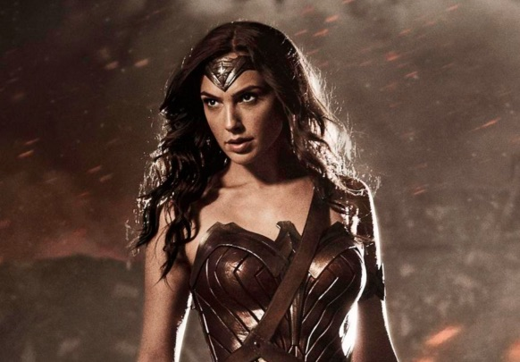 "Go on: Chris Pine just dropped a bunch of ""Wonder Woman"" details"