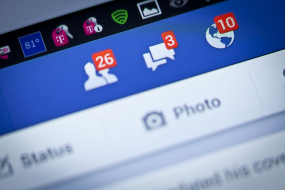 Whoa, this woman might go to jail for tagging someone on Facebook