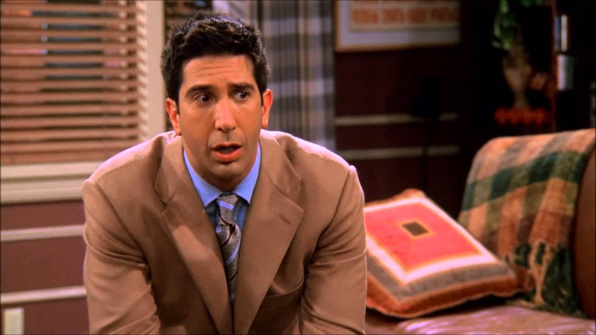 "Here are David Schwimmer's thoughts on the upcoming ""Friends"" reunion"