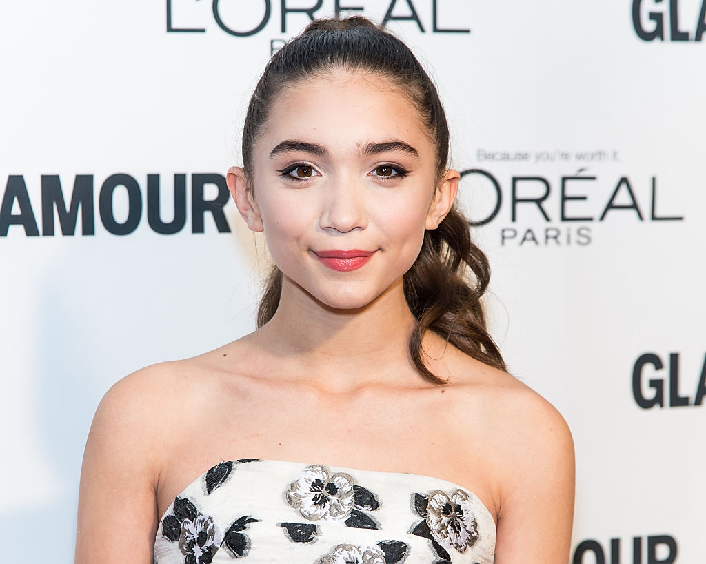 Girl Meets World's Rowan Blanchard just said some necessary things about her sexuality