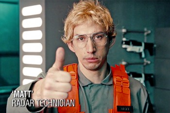 Adam Driver did the silliest parody of Kylo Ren on SNL and we loved it