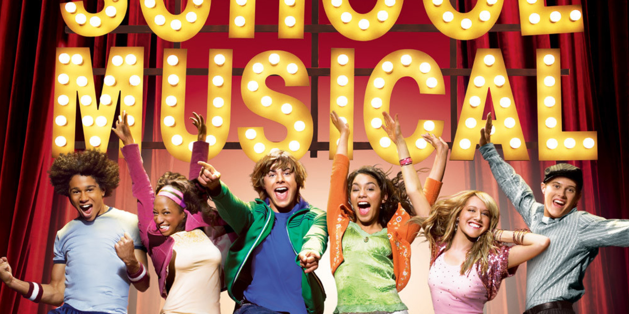 The Cast Of High School Musical Reunited For The Movie S