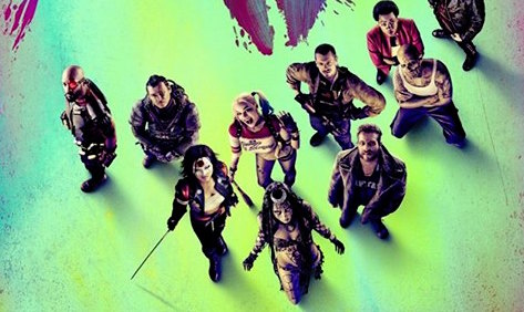 "This new ""Suicide Squad"" poster is giving us infinite chills"