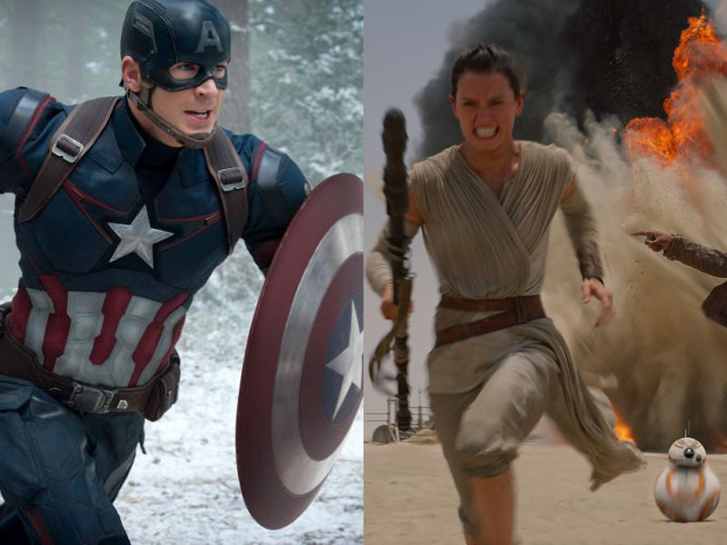 "Could a ""Star Wars"" and ""Avengers"" crossover happen? Maybe."