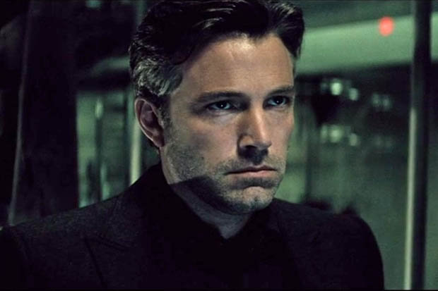 It's true, Ben Affleck is thinking about directing a Batman movie