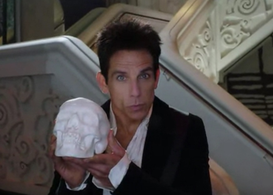 """Derek Zoolander's apartment is ridiculously good-looking in this """"Vogue"""" 73 Questions"""