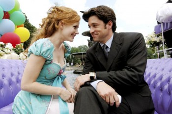 "Everything I need to know, I learned from ""Enchanted"""