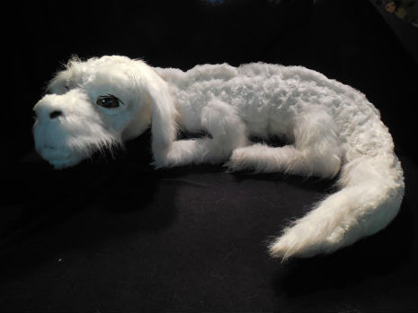 We need this Falkor the Luckdragon plush toy in our lives