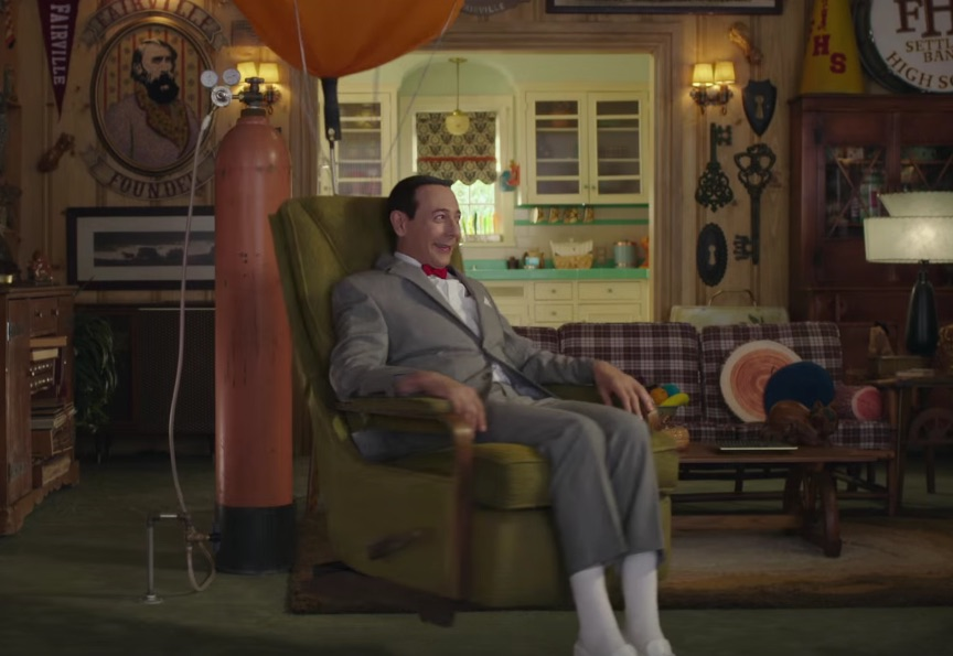 "The first trailer for Netflix ""Pee-wee's Big Holiday"" is here and we're stoaked"