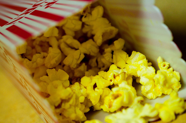 The brilliant way one movie theater is dealing with crunchy eaters