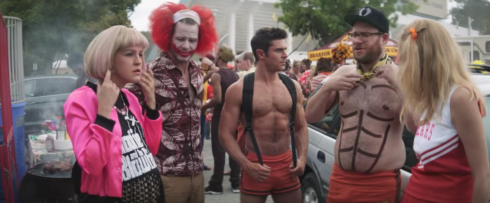"All the thoughts we had watching the ""Neighbors 2"" trailer"
