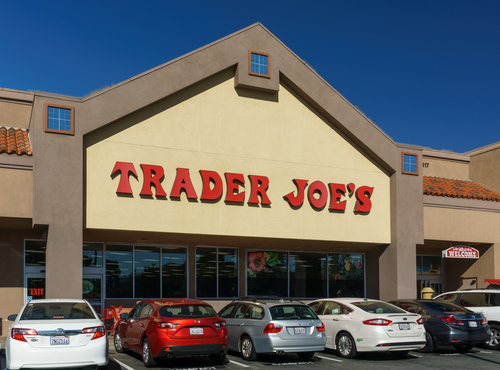 One of your fave Trader Joe's snacks is getting recalled