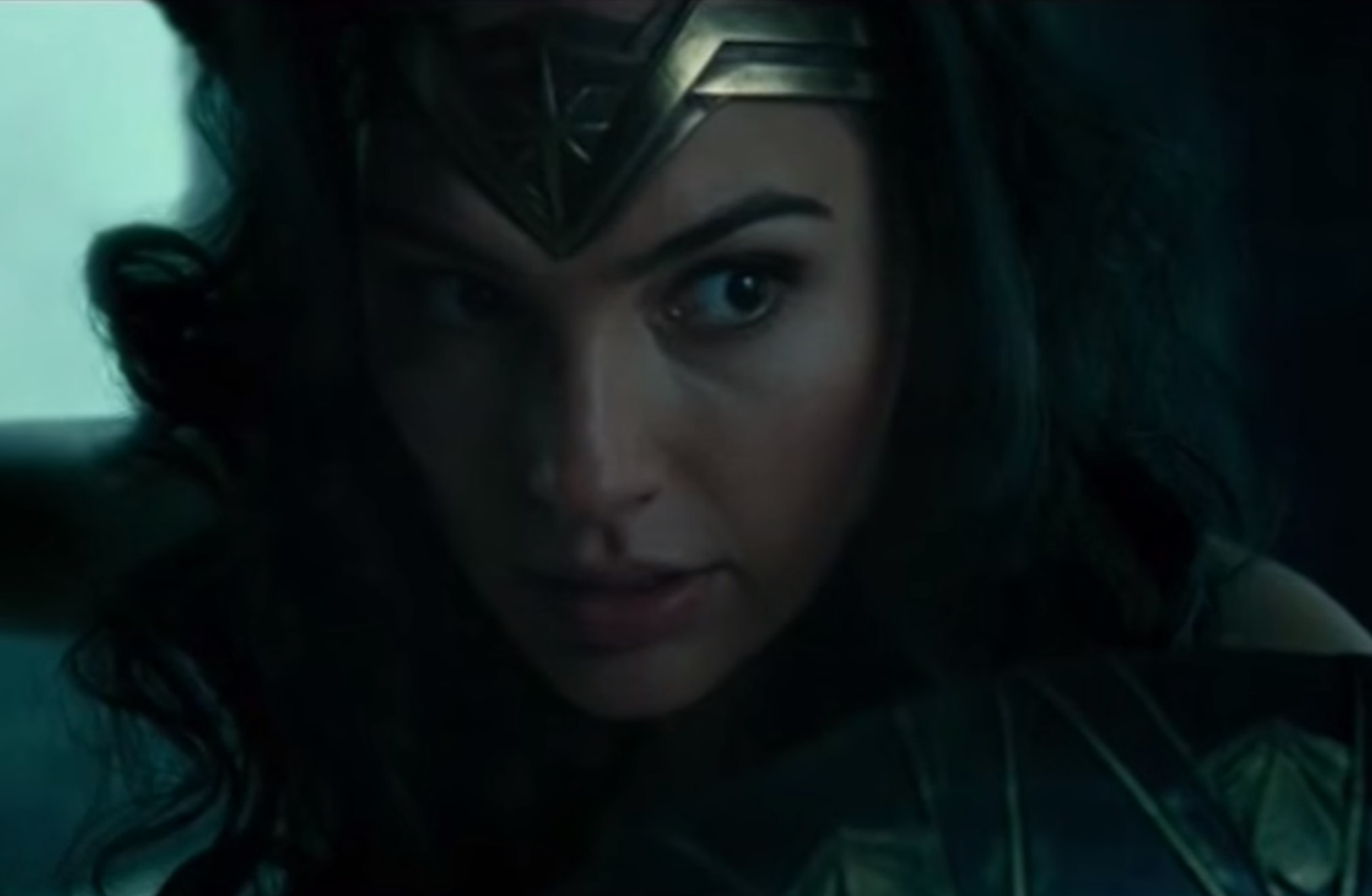 """Here's the intriguing first footage from """"Wonder Woman"""""""