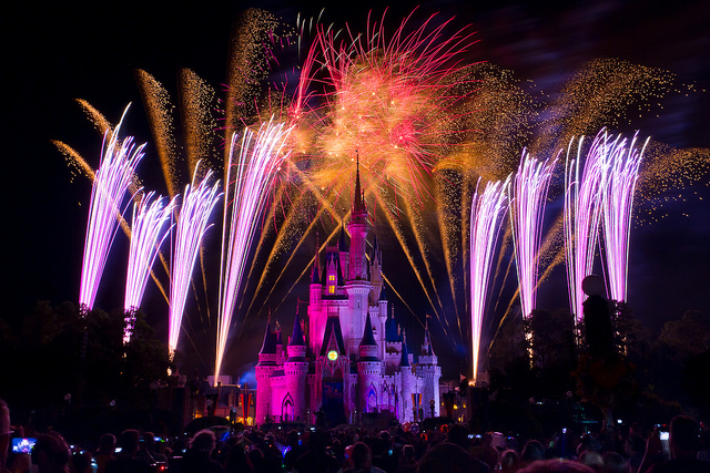 Drones may be the the next big thing coming to Disney Parks