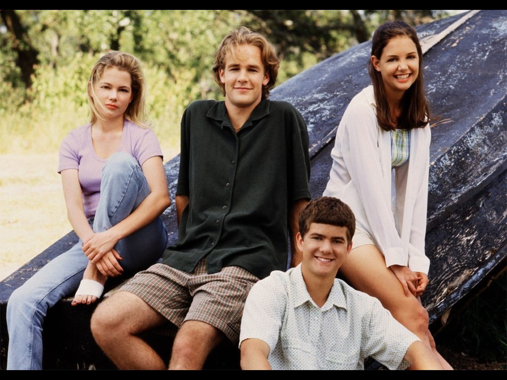 "Joshua Jackson's vision for a ""Dawson's Creek"" reunion is...interesting"