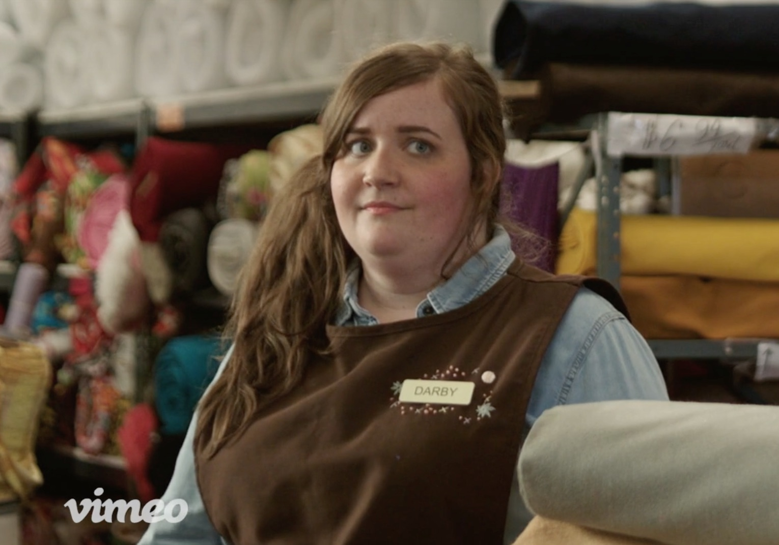 "Aidy Bryant's ""Darby Forever"" looks like our new favorite thing"