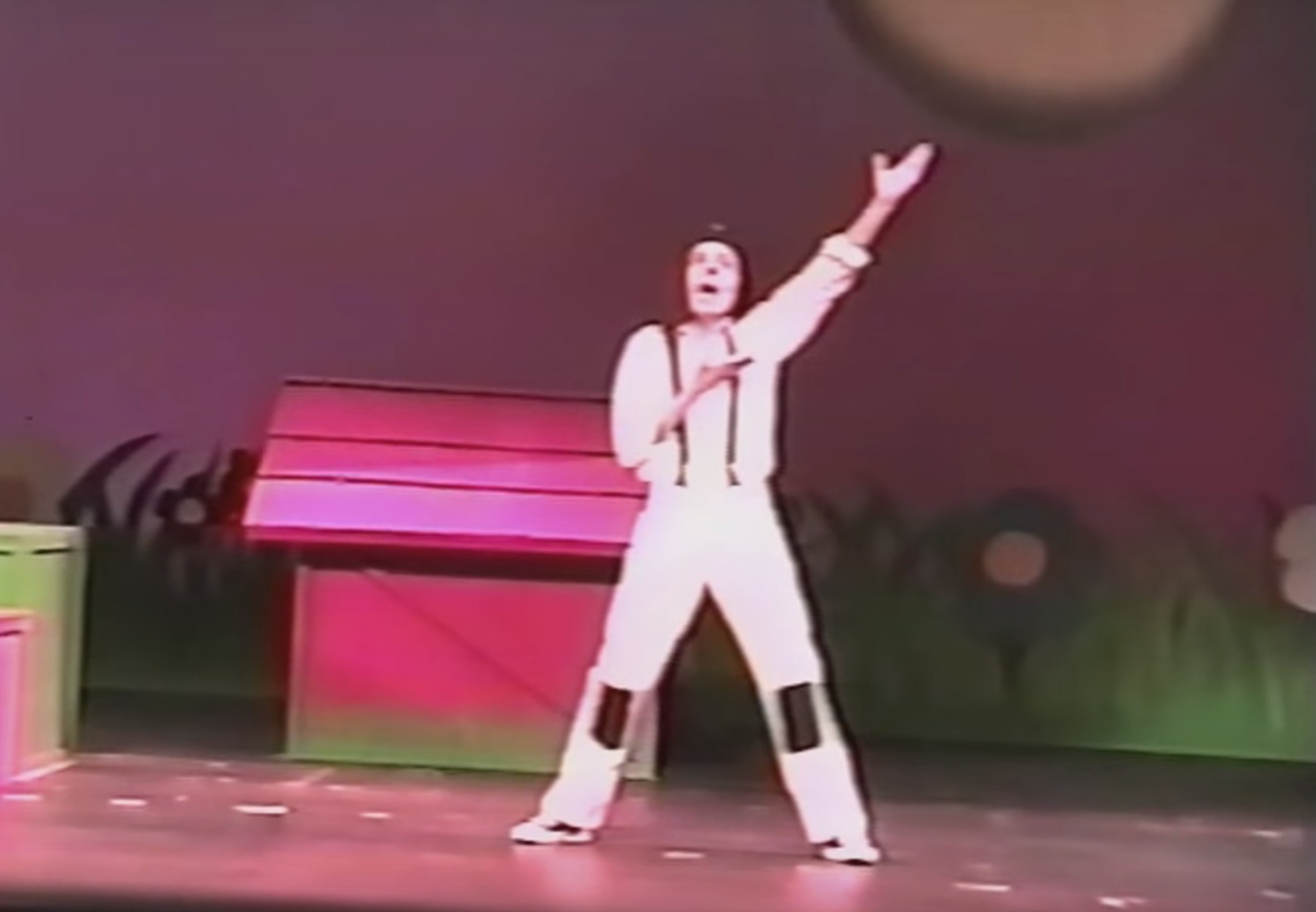 Here's a clip of Zac Efron playing Snoopy in high school because you deserve it
