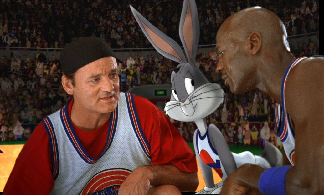 "Attention ""Space Jam"" fans: a live read is happening during NBA All-Star weekend"