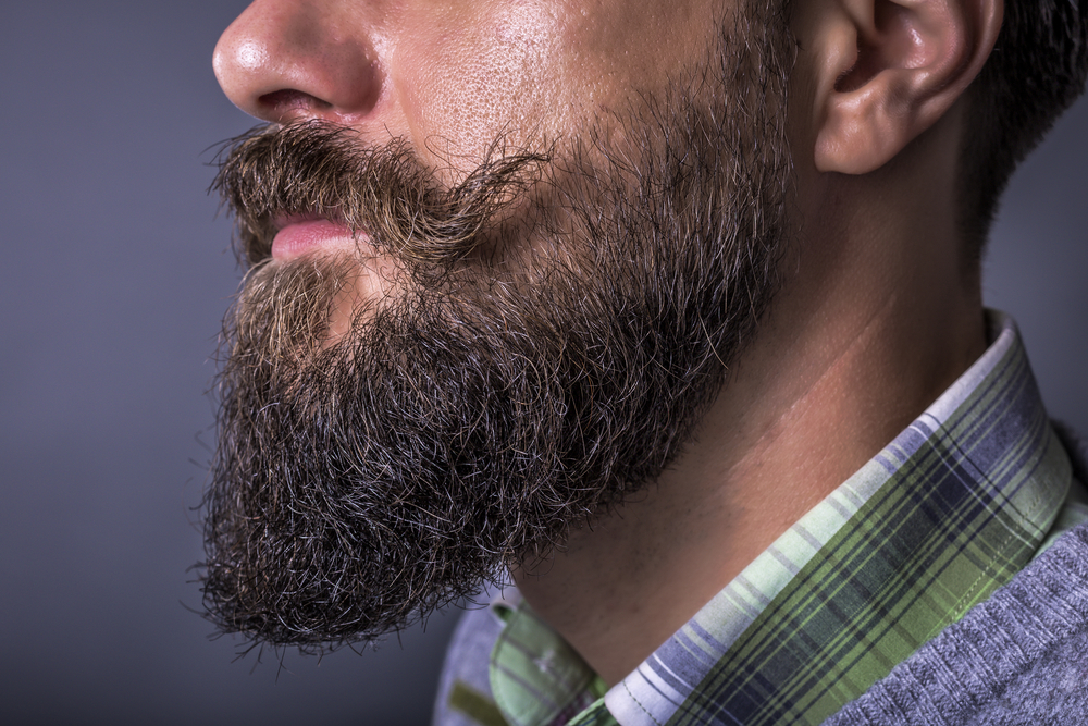 The surprising benefit of beards you probably didn't know about