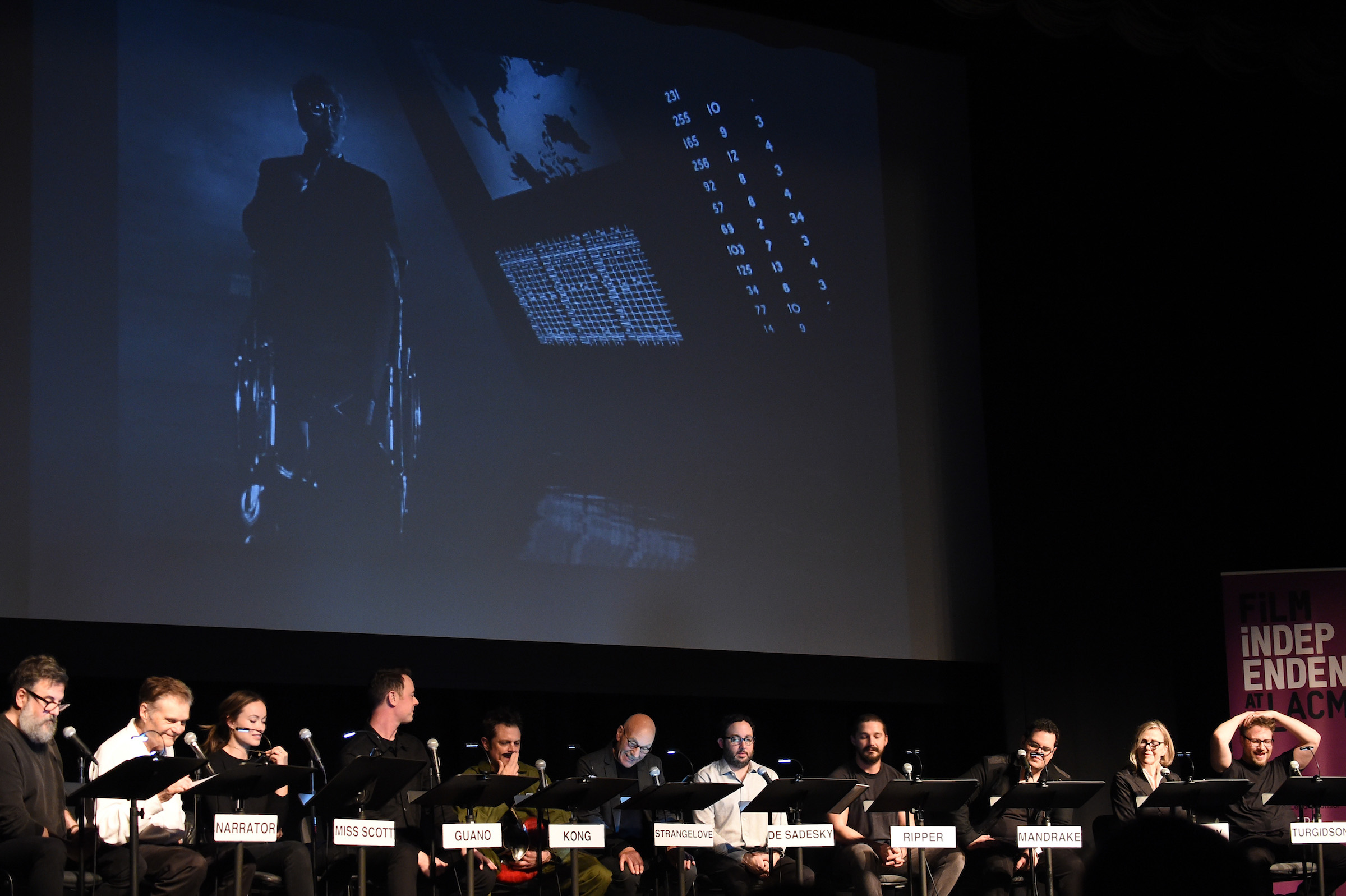 "Stop worrying and completely love the latest Live Read featuring ""Dr. Strangelove"""