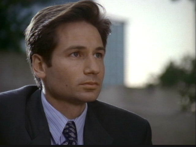 Why Fox Mulder is foxier than ever, imho