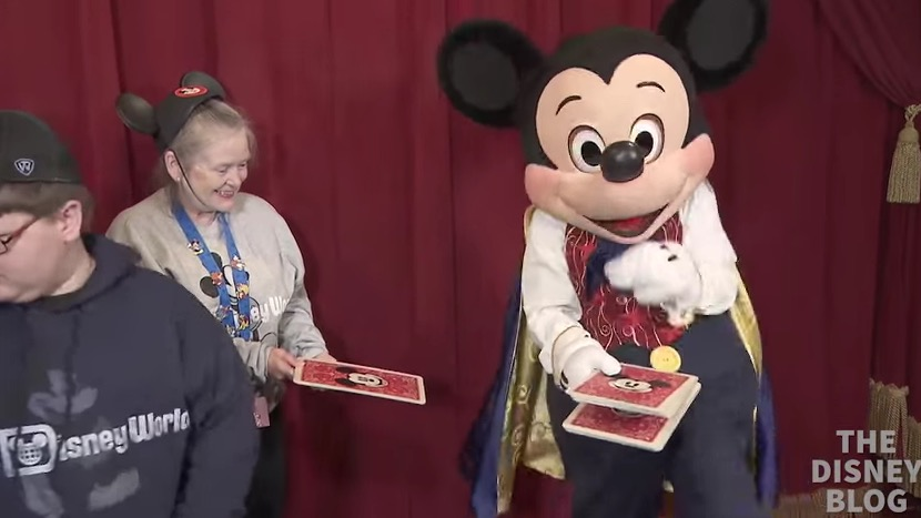 Best students ever send their cafeteria worker on an all-expense paid vacation to Disney World