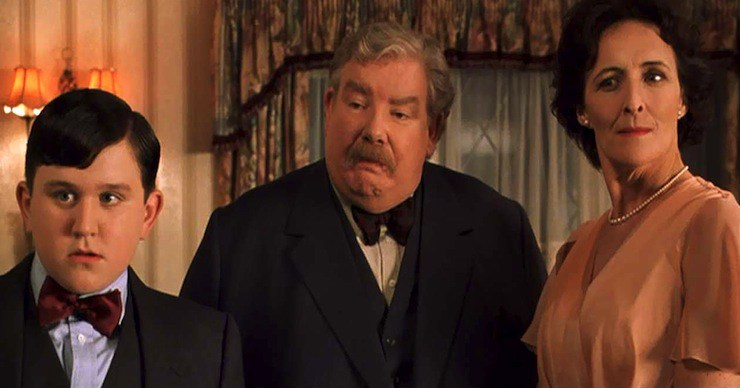 "This ""Harry Potter"" reader found a strong connection between the Dursleys and the Deathly Hallows"
