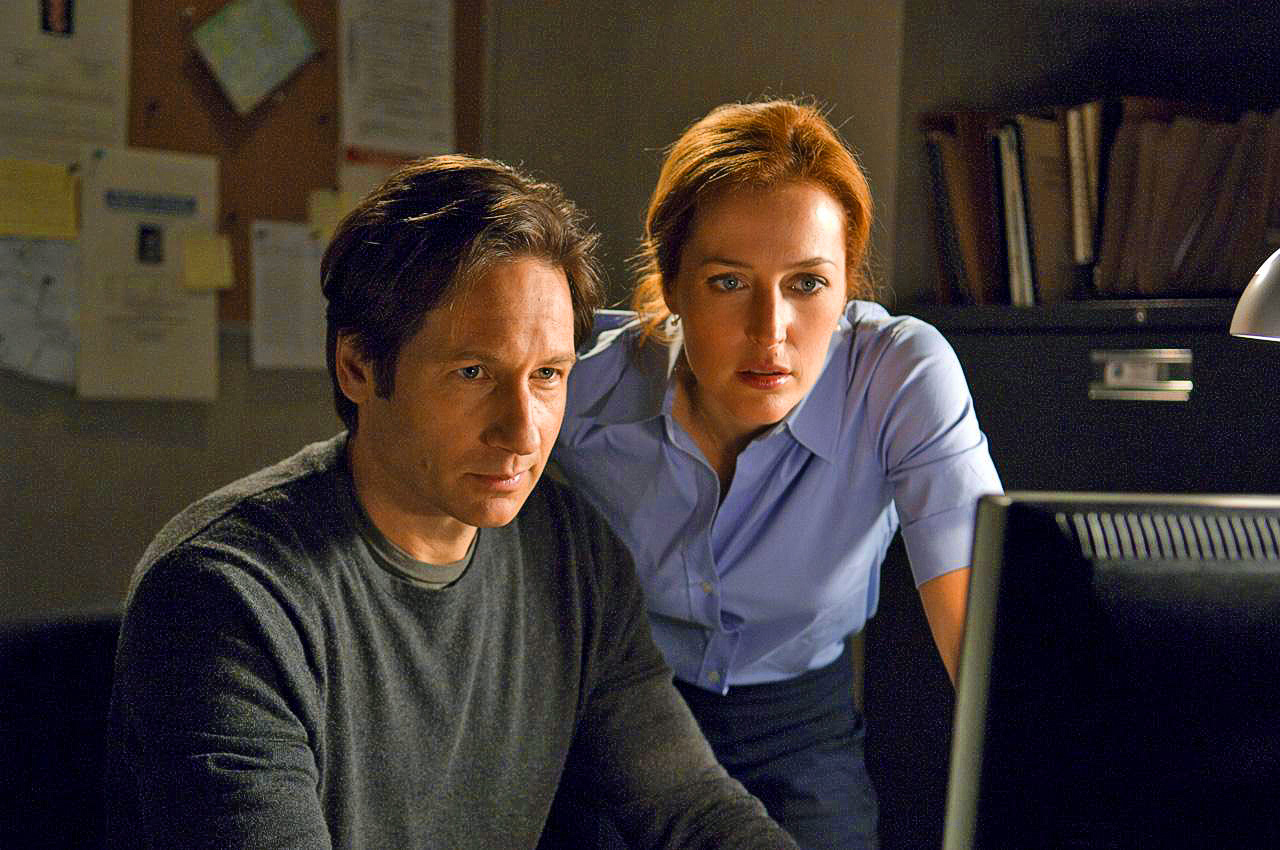 "What to do if you forgot to binge ""The X-Files"""