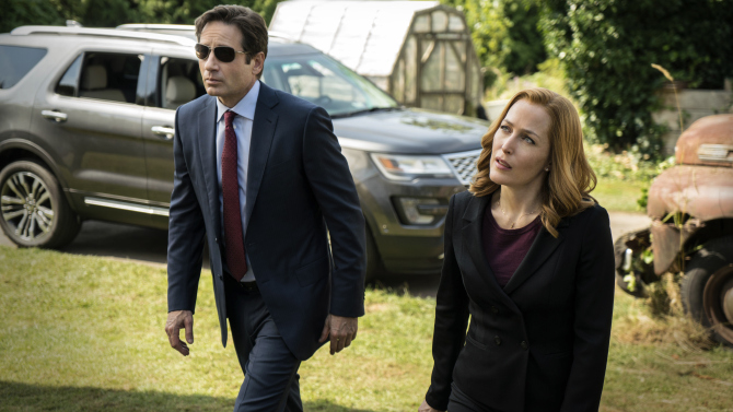 "7 WTF moments from the new episode of ""X-Files"""